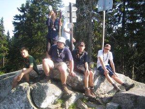 Sommerfahrt Bayern 2006