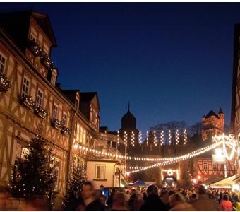 Christnikelsmarkt Braunfels Weihnachtsmarkt